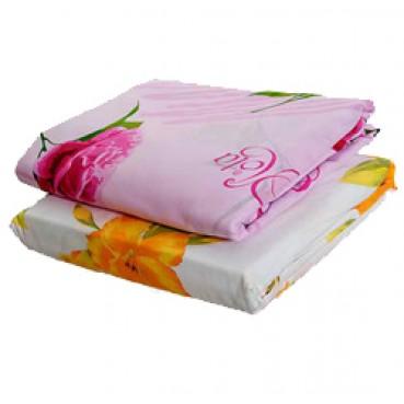 Комплект постельного белья 1,5 спальный (полиэстер)